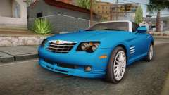 Chrysler Crossfire SRT-6 2006 for GTA San Andreas