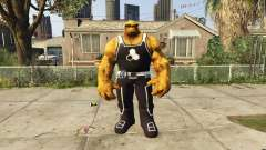 The Thing Black Jersey for GTA 5