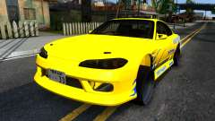 Nissan Silvia S15 Huxley Motorsport for GTA San Andreas