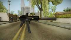 Battlefield 4 - SIG MPX for GTA San Andreas