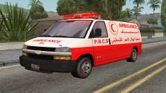 Palestinian Ambulance