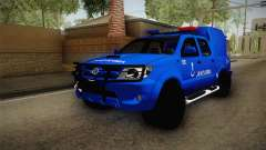 Toyota Hilux Turkish Gendarmerie Vehicle for GTA San Andreas