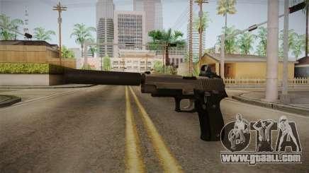 Battlefield 4 - P226 for GTA San Andreas