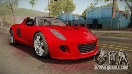 GTA 5 Coil Rocket Voltic IVF for GTA San Andreas
