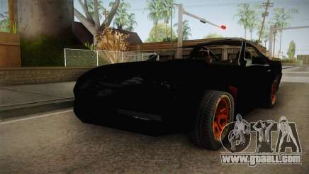 GTA 5 Imponte Ruiner 3 Wreck IVF for GTA San Andreas