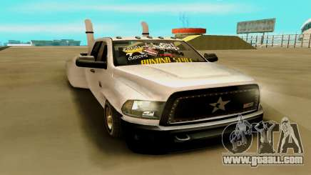 DODGE RAM for GTA San Andreas