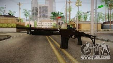 Battlefield 4 - HAWK 12G for GTA San Andreas