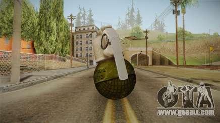 Survarium - RGO Grenade for GTA San Andreas