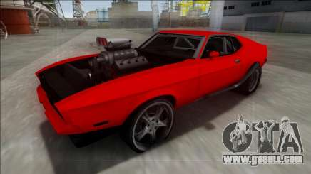 1971 Ford Mustang Drag for GTA San Andreas