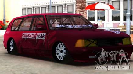 AZLK 2141 Universal for GTA San Andreas