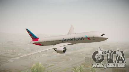 Boeing 787 American Airlines for GTA San Andreas