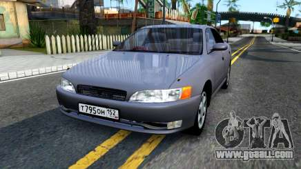 Toyota Mark 2 silver for GTA San Andreas
