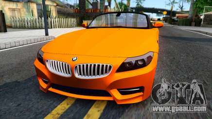 BMW Z4 sDrive35is for GTA San Andreas