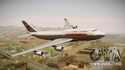 Boeing 747-400 Conviasa for GTA San Andreas
