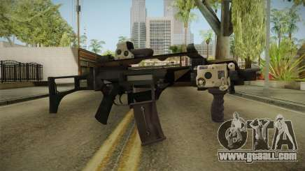 Battlefield 4 - HK G36C for GTA San Andreas