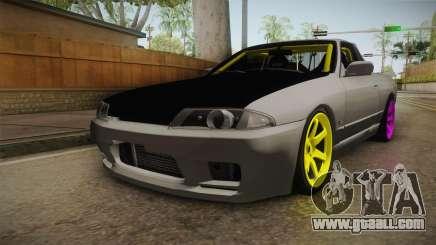 Nissan Skyline R32 Drift for GTA San Andreas