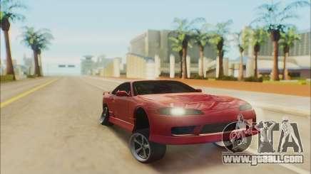 NISSAN S15 Burgundy for GTA San Andreas