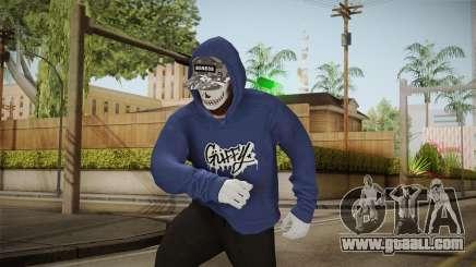 GTA 5 Online DLC Import Export Random Skin 2 for GTA San Andreas