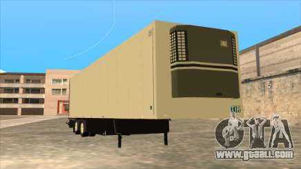 Trailer Shmitz Cargobull for GTA San Andreas