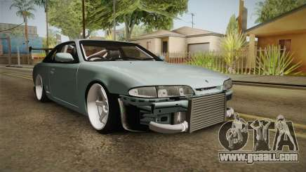 Nissan Silvia S14 Drift v2 for GTA San Andreas