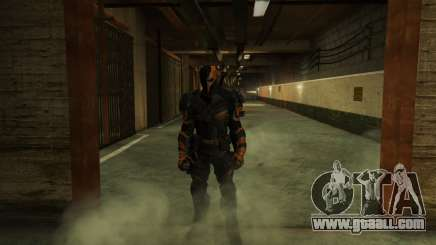 Deathstroke - Joe Manganiello for GTA 5