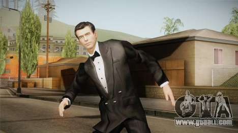 007 EON Bond Tuxedo for GTA San Andreas