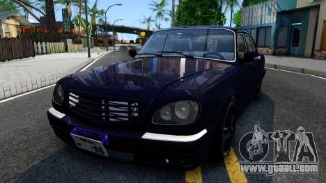 GAZ 31105 Volga for GTA San Andreas