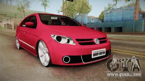 Volkswagen Voyage Fix for GTA San Andreas