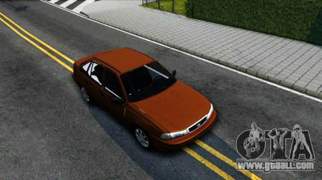 Daewoo Nexia for GTA San Andreas right view