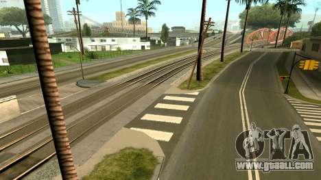 Russian roads for GTA San Andreas sixth screenshot