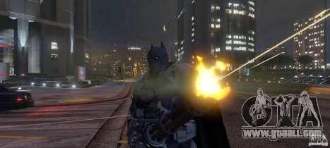 GTA 5 Batman XE Batsuit second screenshot