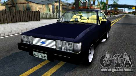 Chevrolet Opala 87 Diplomat Coupe for GTA San Andreas