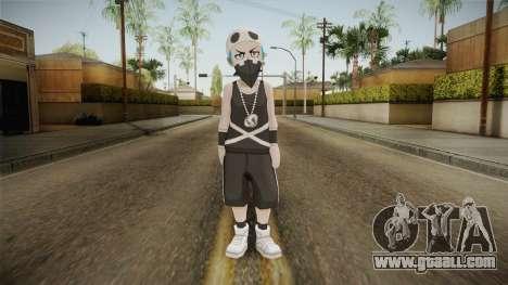 Pokemon Sun Moon - Team Skull Grunts v2 for GTA San Andreas second screenshot