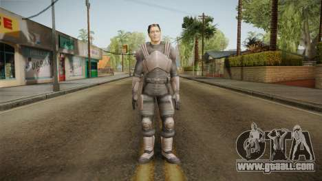007 EON Jaws Flamer for GTA San Andreas second screenshot