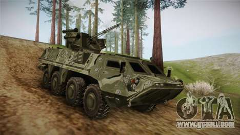 BTR-4E for GTA San Andreas