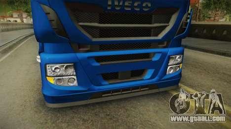 Iveco Stralis Hi-Way 560 E6 4x2 v3.2 for GTA San Andreas upper view
