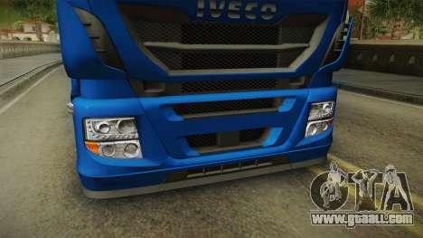 Iveco Stralis Hi-Way 560 E6 4x2 v3.2 for GTA San Andreas side view