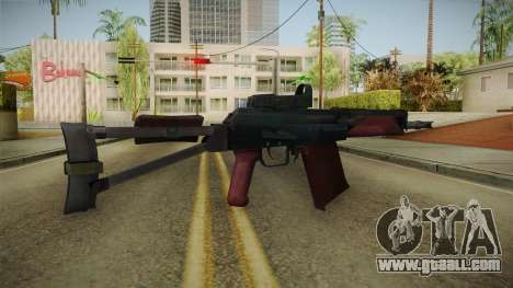 Battlefield 4 - Saiga-12K for GTA San Andreas second screenshot