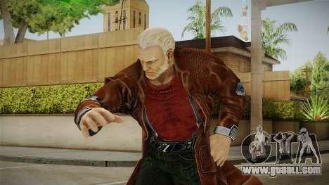 Marvel Heroes - Old Man Logan UV v2 for GTA San Andreas