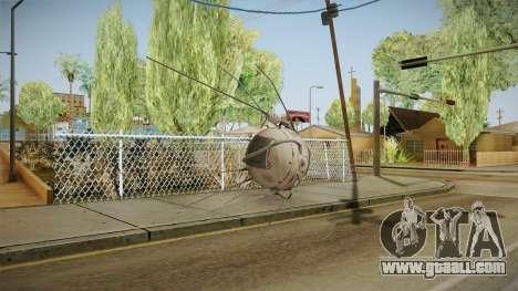 Fallout 4 - Eyebot for GTA San Andreas third screenshot