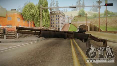 Battlefield 4 - SPAS-12 for GTA San Andreas