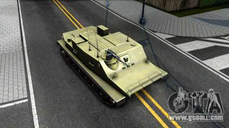 BTR-50 for GTA San Andreas right view