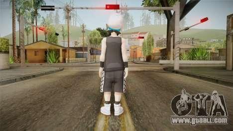 Pokemon Sun Moon - Team Skull Grunts v2 for GTA San Andreas third screenshot