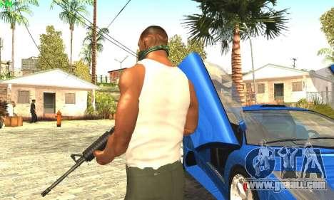 Remastered Cj Skin HD 2017 for GTA San Andreas forth screenshot