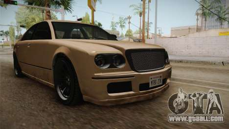 GTA 5 Enus Cognoscenti 55 SA Style for GTA San Andreas