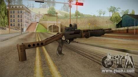 Battlefield 4 - SPAS-12 for GTA San Andreas second screenshot