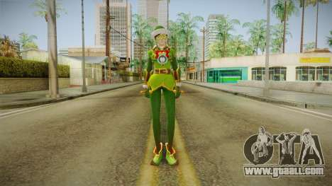 Overwatch - Tracer Jingle for GTA San Andreas second screenshot