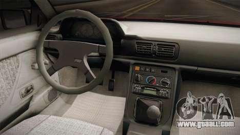 Daewoo-FSO Polonez Kombi Plus 1.6 GLi for GTA San Andreas inner view