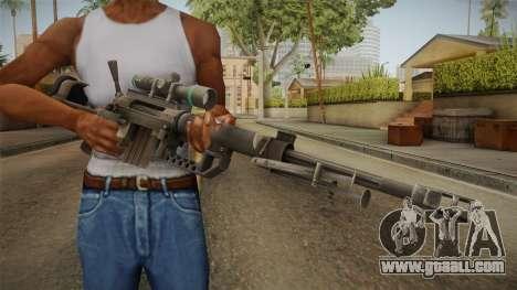 Battlefield 4 - SRR-61 for GTA San Andreas third screenshot