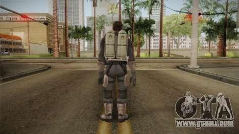 007 EON Jaws Flamer for GTA San Andreas third screenshot